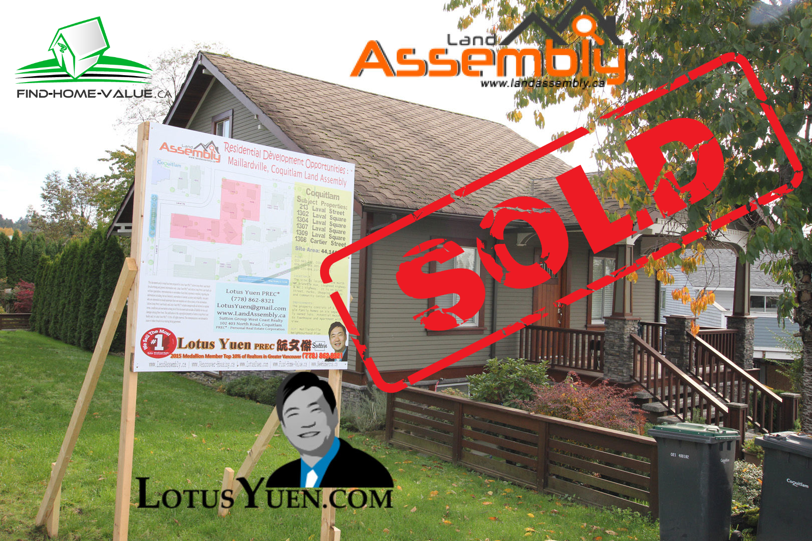 Coquitlam Land Assembly Real Estate Agent