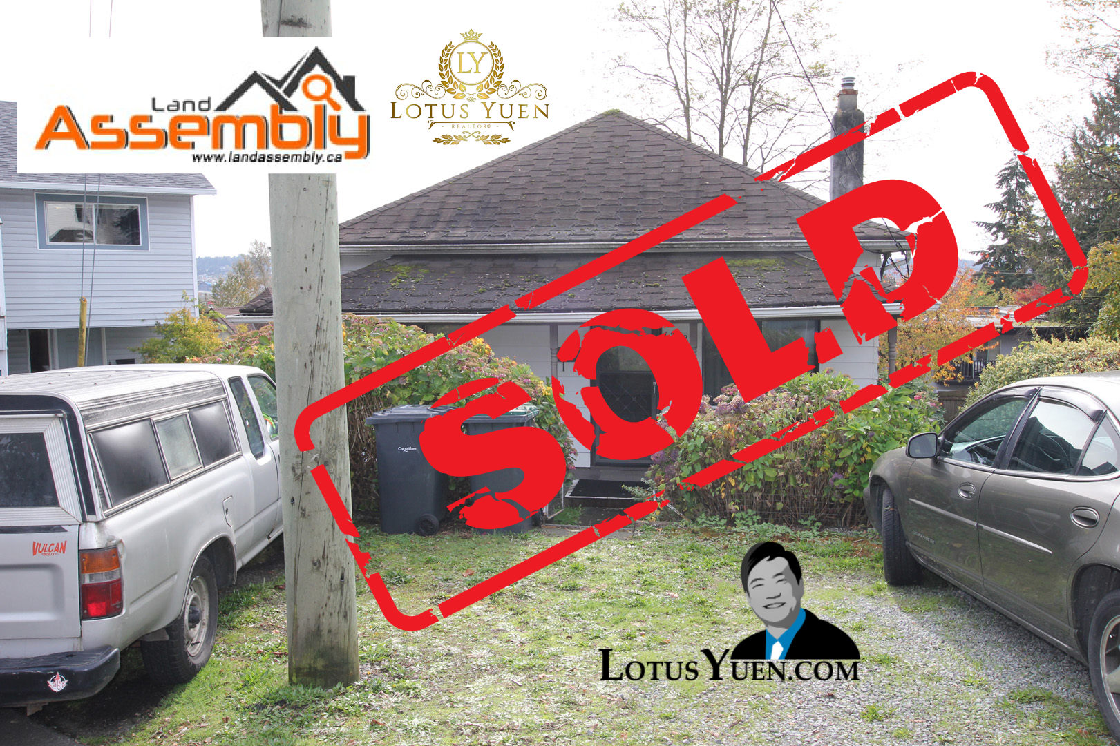 Coquitlam Land Assembly Real Estate Agent Lotus Yuen