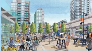 Burquitlam-Lougheed Neighbourhood Plan cover