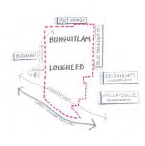 Burquitlam-Lougheed Neighbourhood Plan