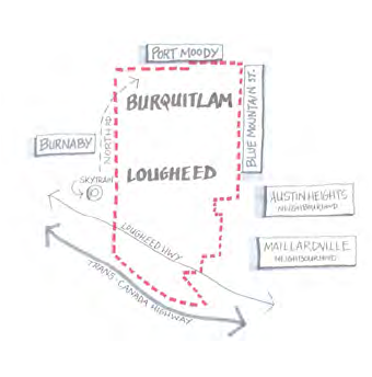 Burquitlam-Lougheed Neighbourhood Plan