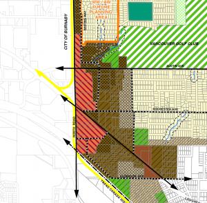 Lougheed Neighbourhood Centre plan