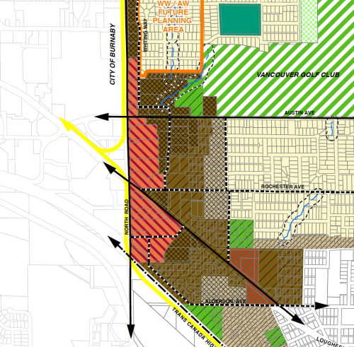 Lougheed Neighbourhood Centre plan