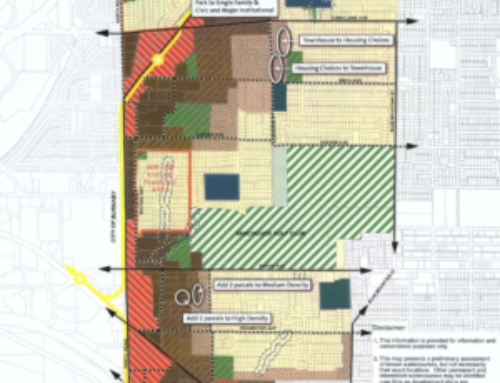Burquitlam Lougheed Neighbourhood Plan Update :  Revised Draft Plan and Servicing Assessment