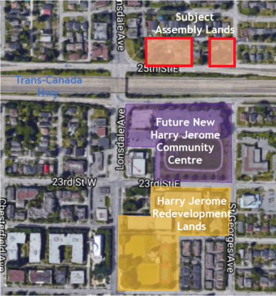 North Vancouver Land Assembly