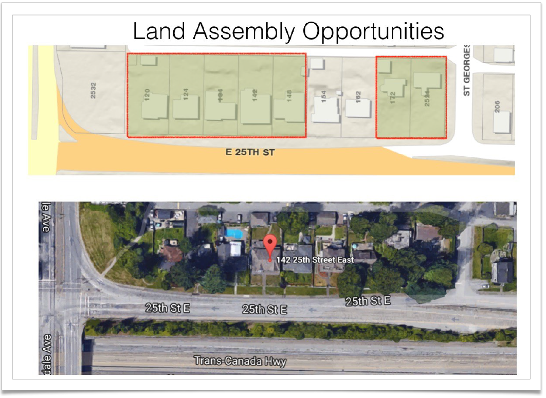 North Vancouver Potential Land Assembly Opportunity