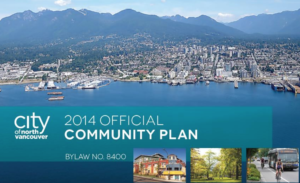North Vancouver Official Community Plan OCP