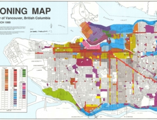 A proposed plan (Vancouver Rezoning) allow building duplex in single house area in Vancouver City