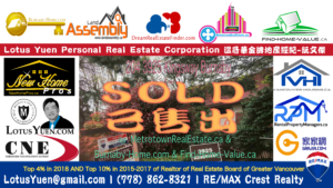 SOLD Land Assembly 204 3925 Kingsway Burnaby